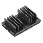 120W Laddningsstation, 8-Portar, 2,4 A, QuickCharge 3,0, USB-C PD, sva