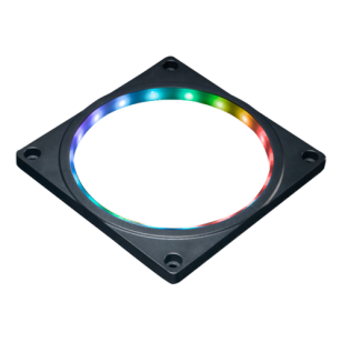 Adressable RGB LED Fan Frame Kit 120mm