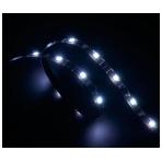 Akasa Vegas LED-list för datorer, 12V, 60cm, vit
