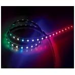 Akasa VegasMBW Magnetisk LED-ljusslinga, 9x Magneter, 30x LED, 50cm, G