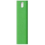 AM Mist, Allt-i-ett skärmtvätt, 10 ml, mikrofiberduk, kompakt, grön