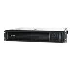 """APC Smart-UPS Line-interactive UPS 750VA 19"""" 2U 230V"""