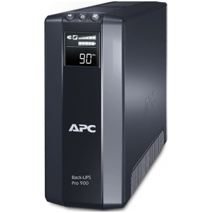 APC Back-UPS, Line-interactive UPS - 900 VA/540 W Tower