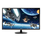 "ASUS VP247QG spelmonitor, 23,6"" Full HD 1920x1080, 1 ms, 2x HDMI,svart"