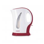 Beper Electric kettle(light red & white)