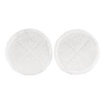 Bissell Soft Mop extra dynor, skrubbande dynor, vit