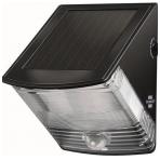 Brennenstuhl SOL 04 Plus, vägglampa för utomhusbruk, solcell, 85lm,