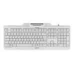 Cherry KC 1000 SC, tangentbord med kortläsare, nordisk layout, beige