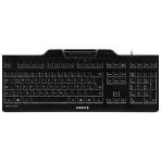 Cherry KC 1000 SC, tangentbord med kortläsare, nordisk layout, svart