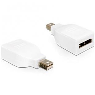 DeLOCK Mini DisplayPort till DisplayPort, svart