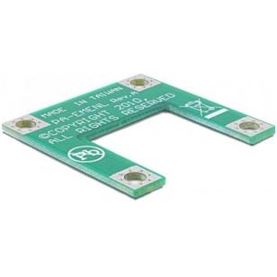 DeLOCK Mini PCI-Express adapter, halv till full storlek