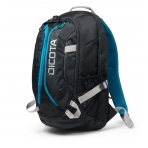 Dicota Backpack ACTIVE XL 15-17.3 black/