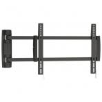 "EPZI väggfäste, 42"" 25kg, 180°, aluminium, svart"