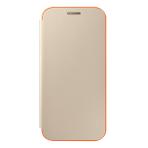 FA320PFE Neon Flip cover for Galaxy A3 Gold