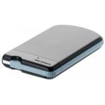 Freecom Mobile ToughDrive, External Hard Drive, 2TB, USB 3.0, Gray / Blue