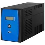 FSP EP2K, UPS, 2000VA 1200W, USB/RJ11/RS232, svart/blå