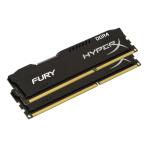 Kingston 16GB 2400MHz DDR4 CL15 DIMM (Kit of 2) HyperX FURY Black