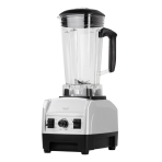 NORDIC HOME CULTURE power blender, 1200W, upp till 28000 rpm, silver