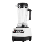 NORDIC HOME CULTURE power blender, 1500W, upp till 30000 rpm, vit