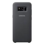 PG950TSE Silicone Cover for Galaxy S8 Silver/Gray