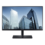 "Samsung SH850 WQHD Business Monitor, 27"", 2560x1440 (16:9), 4ms, svart"