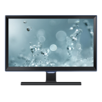 "Samsung TV LED Monitor, 22"" PLS, 1920x1080, 16:9, 4 ms, 178°, svart"