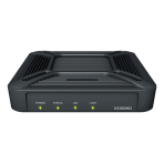 Synology VisualStation Övervakningsstation, 16 kanaler, Full HD, VESA,