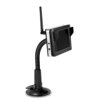 Technaxx Trådlös backkamera, IP67, IR LED, 480p, svart