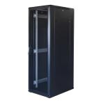 """TOTEN System G, 19"""" golvskåp, 37U, 600x800, perforerad dörr fram, perf"""