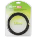 TP-LINK antennkabel för WLAN, RP-SMA ha-ho, 5m, svart
