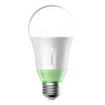 TP-Link Smart Wi-Fi LED-lampa, dimbart ljus,802.11b/g/n, E27,800lm,vit