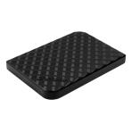 """VERBATIM Store 'n' Go 2.5 """"(6.35mm) GEN 2 4TB USB 3.0 Black (15mm)"""