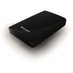 "Verbatim Store'n'Go, External Hard Drive, 2TB, 2.5 "", USB 3.0, Black"