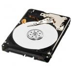 "Western Digital AV 2.5 ""500GB SATA 3GB / s 5400rpm"