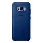 XG950ALE Alcantara Cover for Galaxy S8 Blue