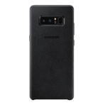 XN950ABE Alcantara Cover for Samsung Note 8 Black