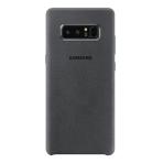 XN950AJE Alcantara Cover for Samsung Note 8 Dark Grey
